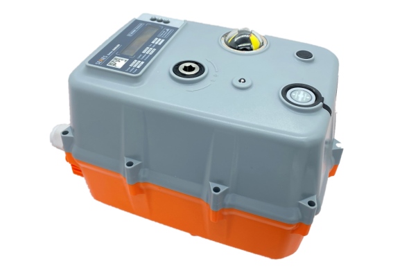 <p>The compact B200 Basic electric actuator uses a set of internal cams which strike micro-switches to control the open and closed positions, and another set to provide end of travel position confirmation. Available as on/off / open/close quarter-turn electric actuator, this actuator has a torque output of 200Nm run torque. ISO 5211 with F07/10 x 22mm. Select from the tabs below for product information. Available as 24VDC, 110VAC or 220VAC. LED Status to light to show Open, Close and ALERT such as Overtorque/Valve Jam. Declutchable gearbox selector button. Stunning ABS IP67 housing with external wiring box accessible via conduit entry. </p>
