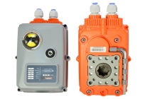 <p>The AVA B110 is our Basic 974in.lbs entry-level electric actuator. The B110 Series offers 110Nm torque output as standard, with an IP67 rated ABS housing, manual override, end of travel limit switches and internal heater. The actuator is to be used for ball and butterfly valves and has an ISO 5211 with F05/07 x 17mm mounting for direct mount to valves. The standard function is On/Off. </p>