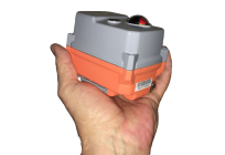 <p>The compact Series 20 Smart electric actuator has every option available in the current AV actuator range. A bright OLED screen provides the user with actuator status information, and external push buttons, used in conjunction with the OLED screen, allow local control and many parameters and functional adjustment options.</p>  <p>An overview of each option can be seen by hovering your mouse over 'Product Options', full details and specifications are available under the tabs below.</p>